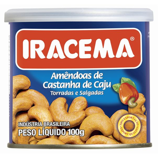 Castanha-de-Caju-Iracema-100g