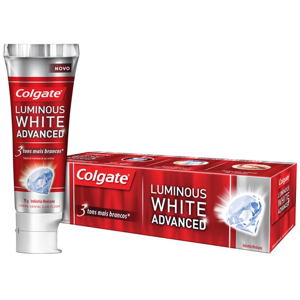 7509546065489_Creme-Dental-Colgate-Luminous-White-Advanced-70g