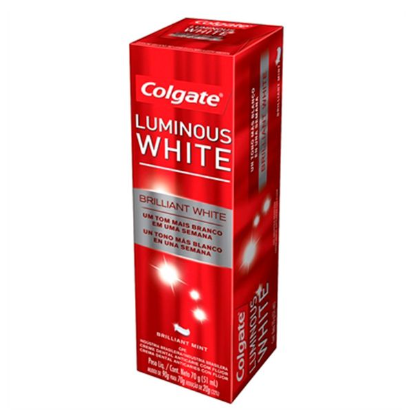 7891024030820_Creme-Dental-Colgate-Luminous-White-70g