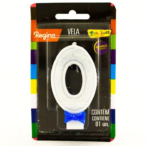7891175018586_Vela-de-Aniversario-Super-Com-glitter-Azul-nº-0-Regina