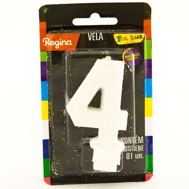 7891175018708_Vela-de-Aniversario-Super-Com-glitter-Branca--nº-4-Regina