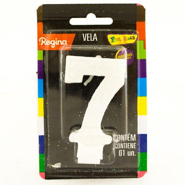 7891175018791_Vela-de-Aniversario-Super-Com-glitter-Branca--nº-7-Regina
