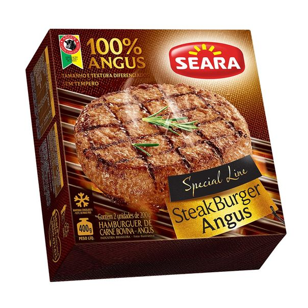 7894904727636_Hamburguer-Steakburger-Angus-Seara-400g