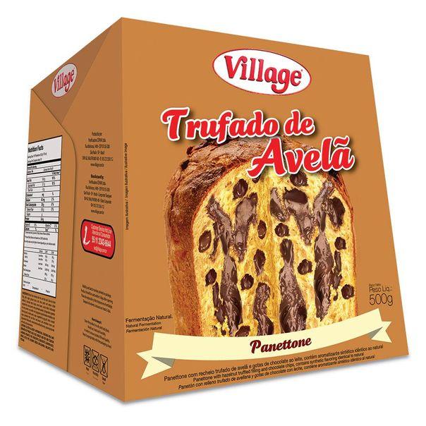 7896050427309_Panettone-gianduia-Village-500g