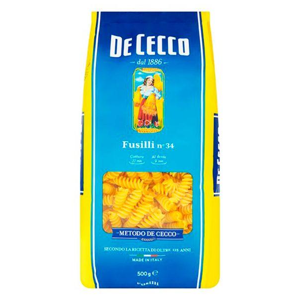 8001250120120_Massa-Italiana-Spaghetti-De-Cecco-500g