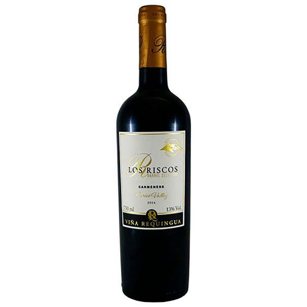 Vinho-Tinto-Chileno-Los-Riscos-Carmenere-750ml