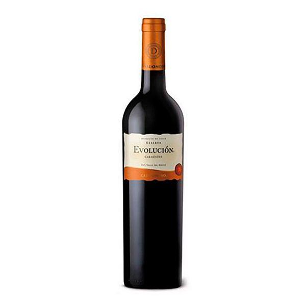 Vinho-Tinto-Chileno-Evolucion-Reserva-Carmenere-750ml