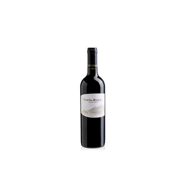 Vinho-Tinto-Chileno-Santa-Alicia-Carmenere-750ml