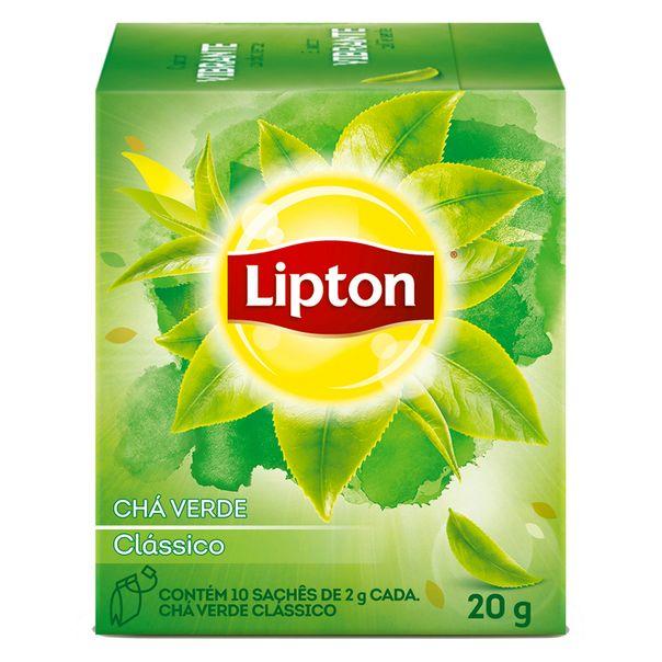 Cha-Verde-Classic-Lipton-20g