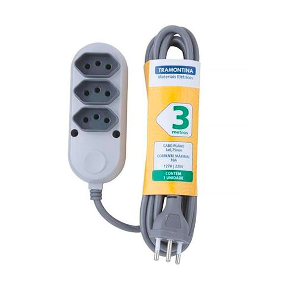 Extensao-Eletrica-Tripla-3-Metros-10A-250V-Tramontina