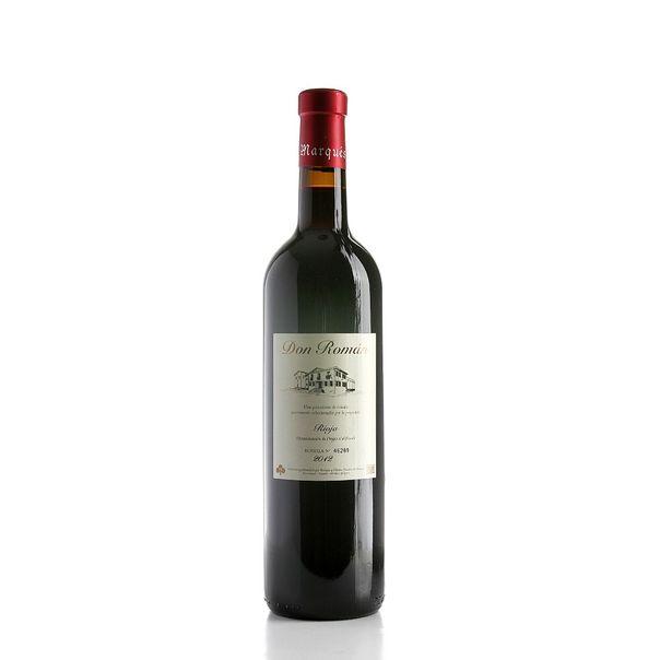 Vinho-Tinto-Espanhol-Don-Roman-Rioja-750ml