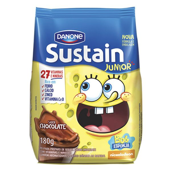 Composto-Alimentar-Chocolate-Pouch-Sustain-Junior-180g