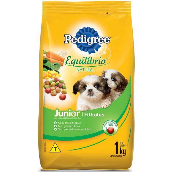 Alimento-para-Caes-Pedigree-Equilibrio-Natural-Filhote-1kg