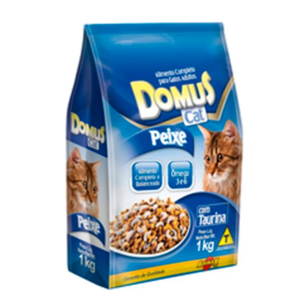 Alimento-para-Gatos-Domus-Peixe-1kg