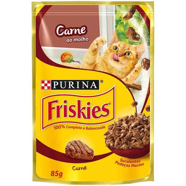 Alimento-para-Gatos-Friskies-Carne-Sache-85g