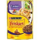 Alimento-para-Gatos-Friskies-Cordeiro-ao-Molho-Sache-85g