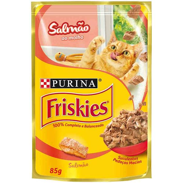 Alimento-para-Gatos-Friskies-Salmao-ao-molho--Sache-85g