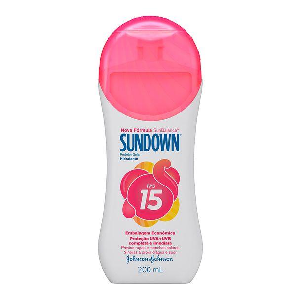 Protetor-Solar-Sundown-FPS15-200ml