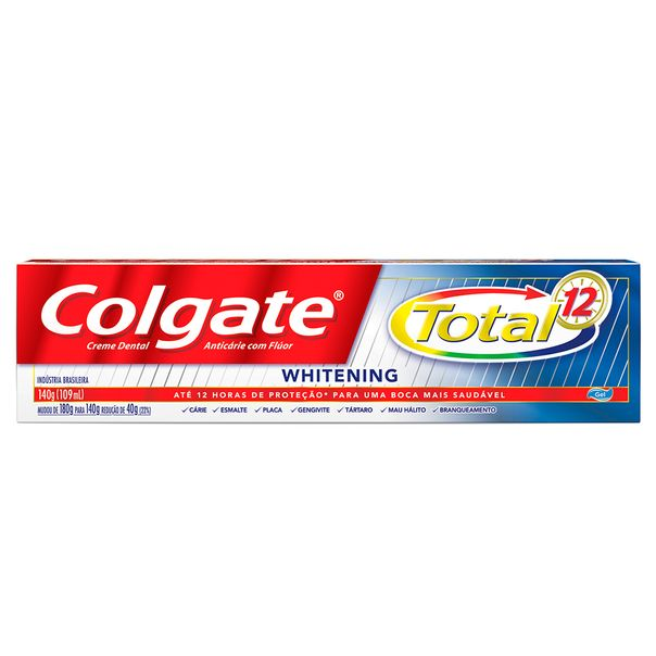 Creme-Dental-Colgate-Total-12-Whitening-140g