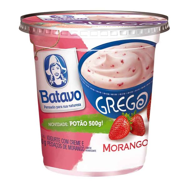 Iogurte-Grego-Morango-Batavo-500g