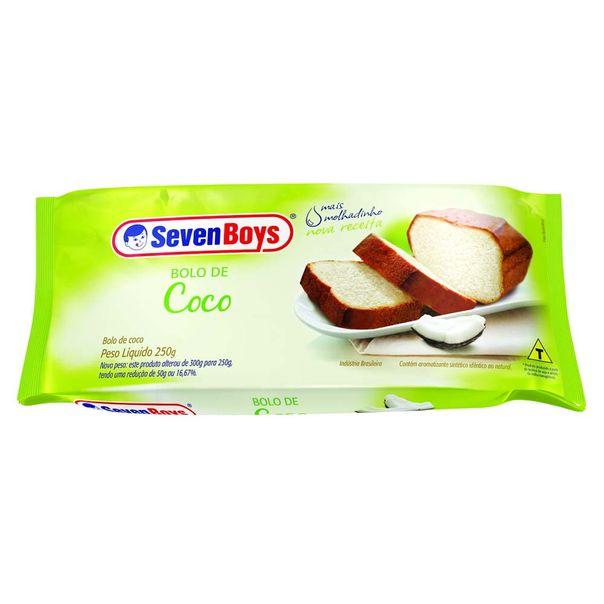 Bolo-coco-Seven-Boys-250g