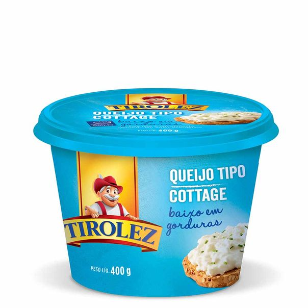 Queijo-Cottage-Tirolez-400g