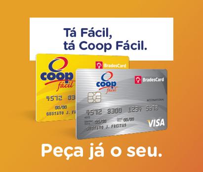 Banner - Cartão Coop Fácil