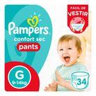 Fralda-Pampers-Confort-Sec-Pants-G-34-Unidades
