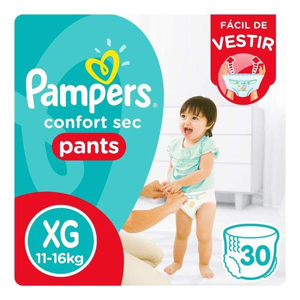 Fralda-Pampers-Confort-Sec-Pants-XG-30-Unidades