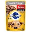 Racao-para-Caes-Pedigree-Carne-ao-Molho-100-g