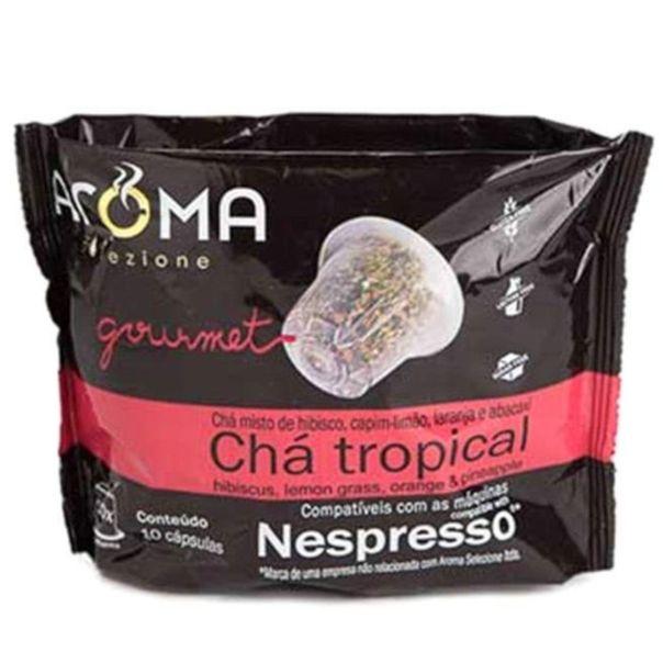 Capsulas-de-cha-tropical-Aroma-Selezione-25g