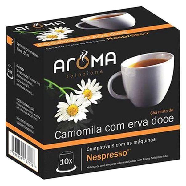 Capsulas-de-cha-camomila-com-erva-doce-Aroma-Selezione-22g