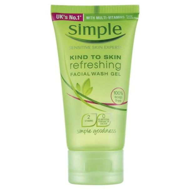 Gel-de-limpeza-facial-refrescante-Simple-50ml