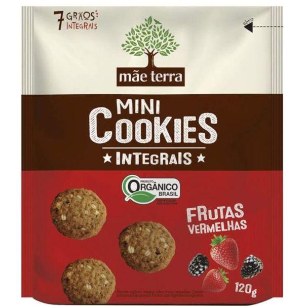 Cookie-organico-integral-frutas-vermelhas-Mae-Terra-120g