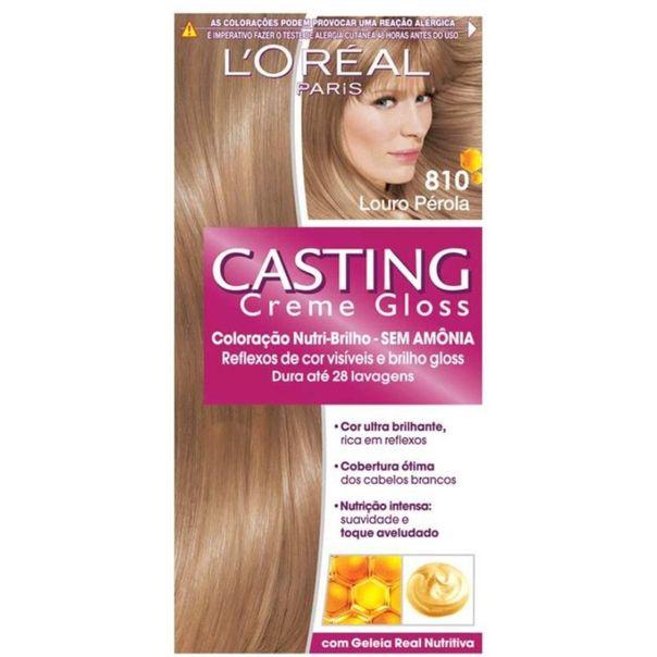 Tintura-tonalizante-casting-creme-gloss-810-louro-perola-L-oreal