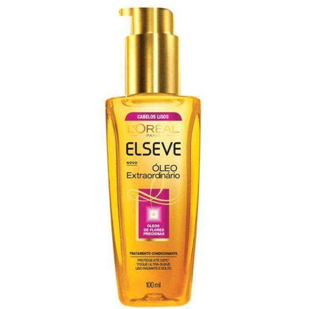 Oleo-capilar-cabelos-lisos-Elseve-100ml