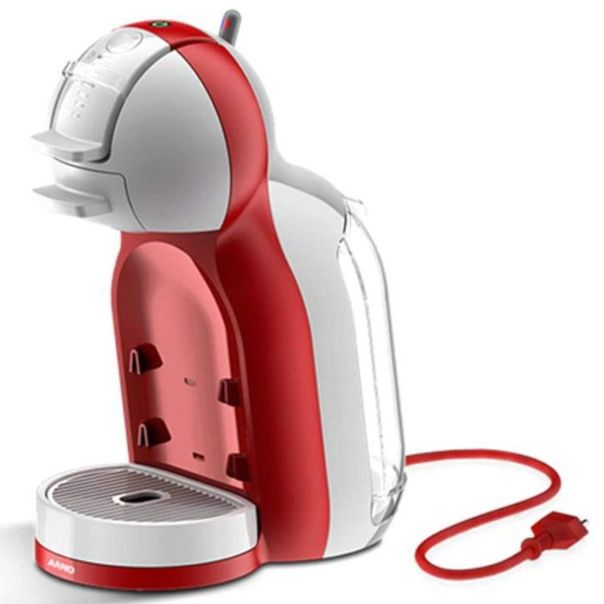 Cafeteira-expresso-mini-me-vermelha-e-preta-automatica-110v-Dolce-Gusto