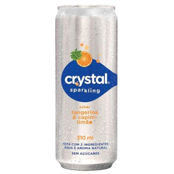 Agua-aromatizada-com-gas-sabor-tangerina-e-capim-limao-lata-Crystal-310ml