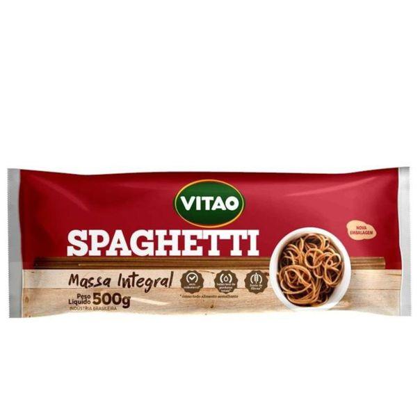 Massa-integral-spaghetti-Vitao-500g