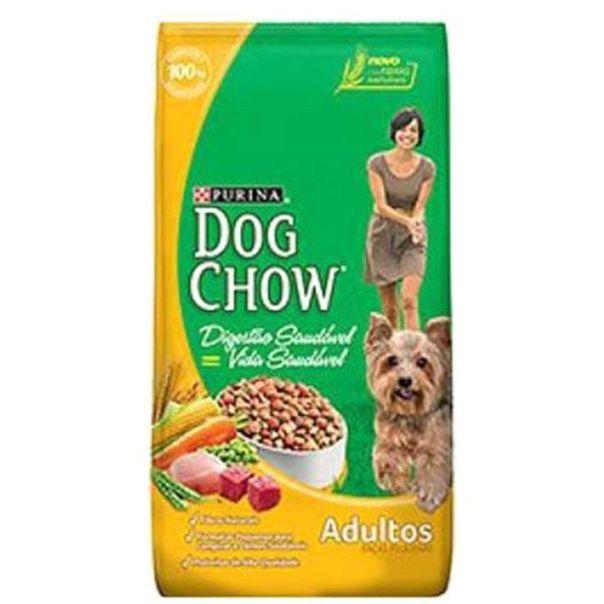 Alimento-para-caes-dog-chow-racao-bem-estar-carne-adultos-Purina-3kg
