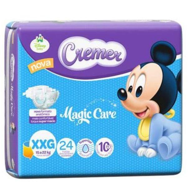 Fralda-disney-baby-economica-tamanho-XXG-Cremer-com-24-unidades