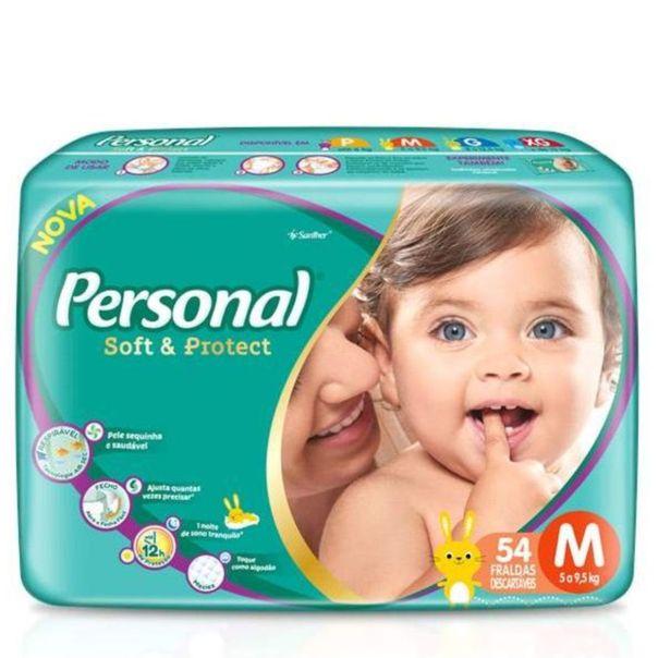 Fralda-descartavel-infatil-soft---protect-mega-tamanho-m-com-53-unidades-Personal