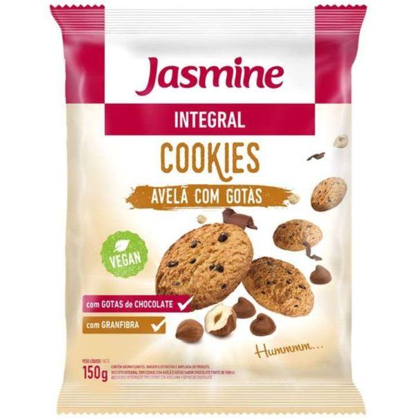Cookies-integral-com-gotas-de-avela-Jasmine-150g