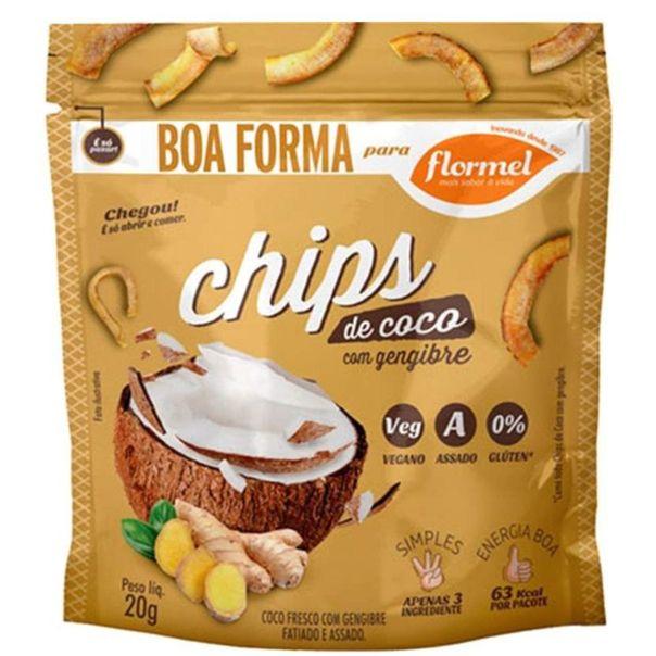 Chips-de-coco-com-gengibre-fatiado-e-assado-Flormel-20g