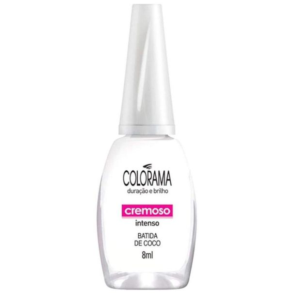 Esmalte-cremoso-intenso-batida-de-coco-Colorama-8ml