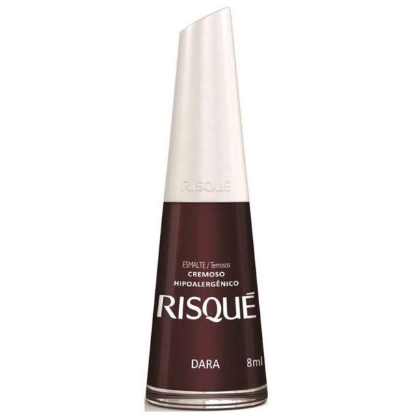 Esmalte-cremoso-dara-Risque-8-ml