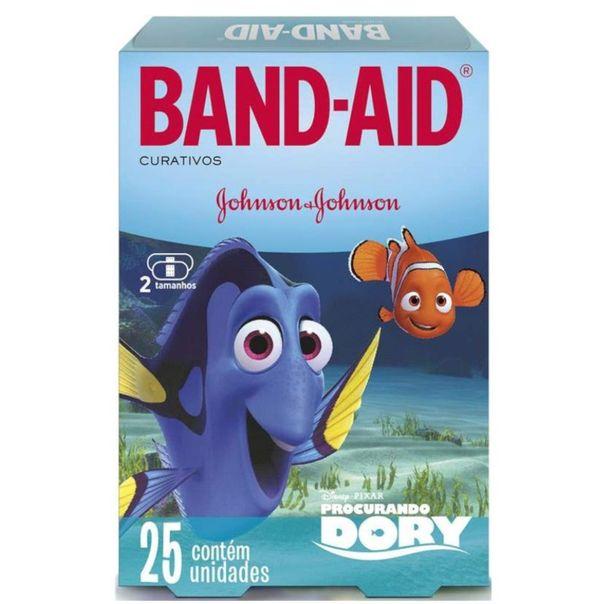 Curativo-procurando-dory-25-unidades-Band-Aid