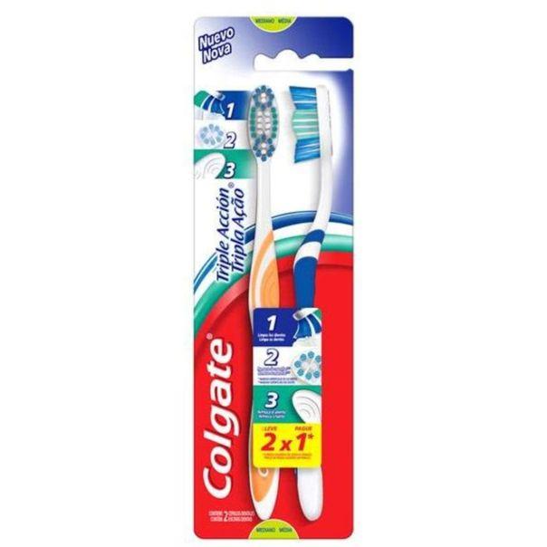 Escova-dental-tripla-acao-macia-leve-2-pague-1-Colgate