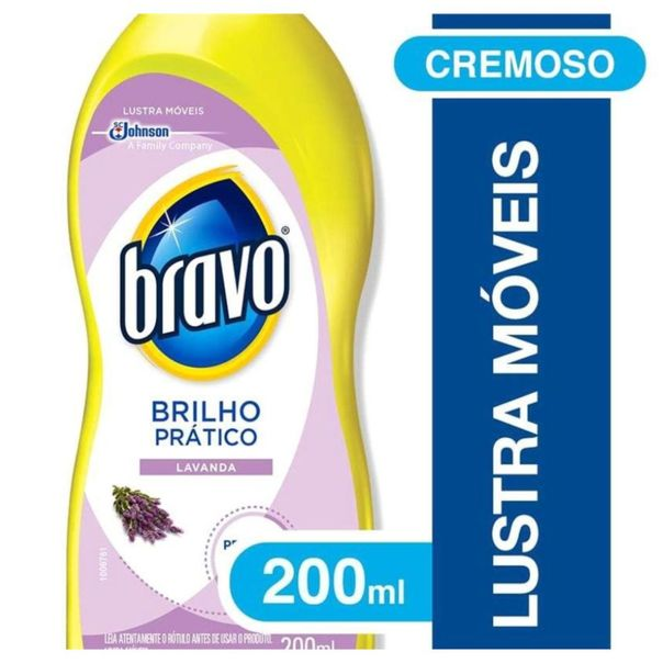 Lustra-movel-brilho-pratico-lavanda-Bravo-200ml