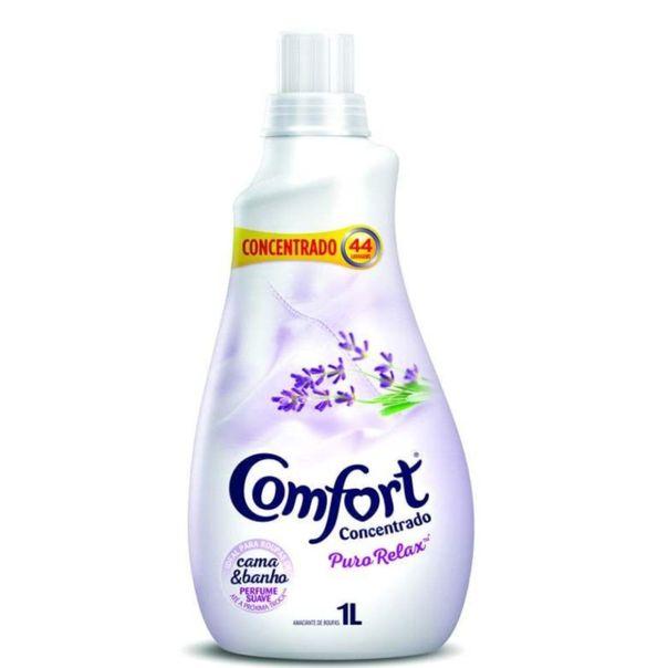 Amaciante-concentrado-puro-relax-Comfort-1-litro